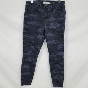 Torrid Camo Women's Jegging Jeans